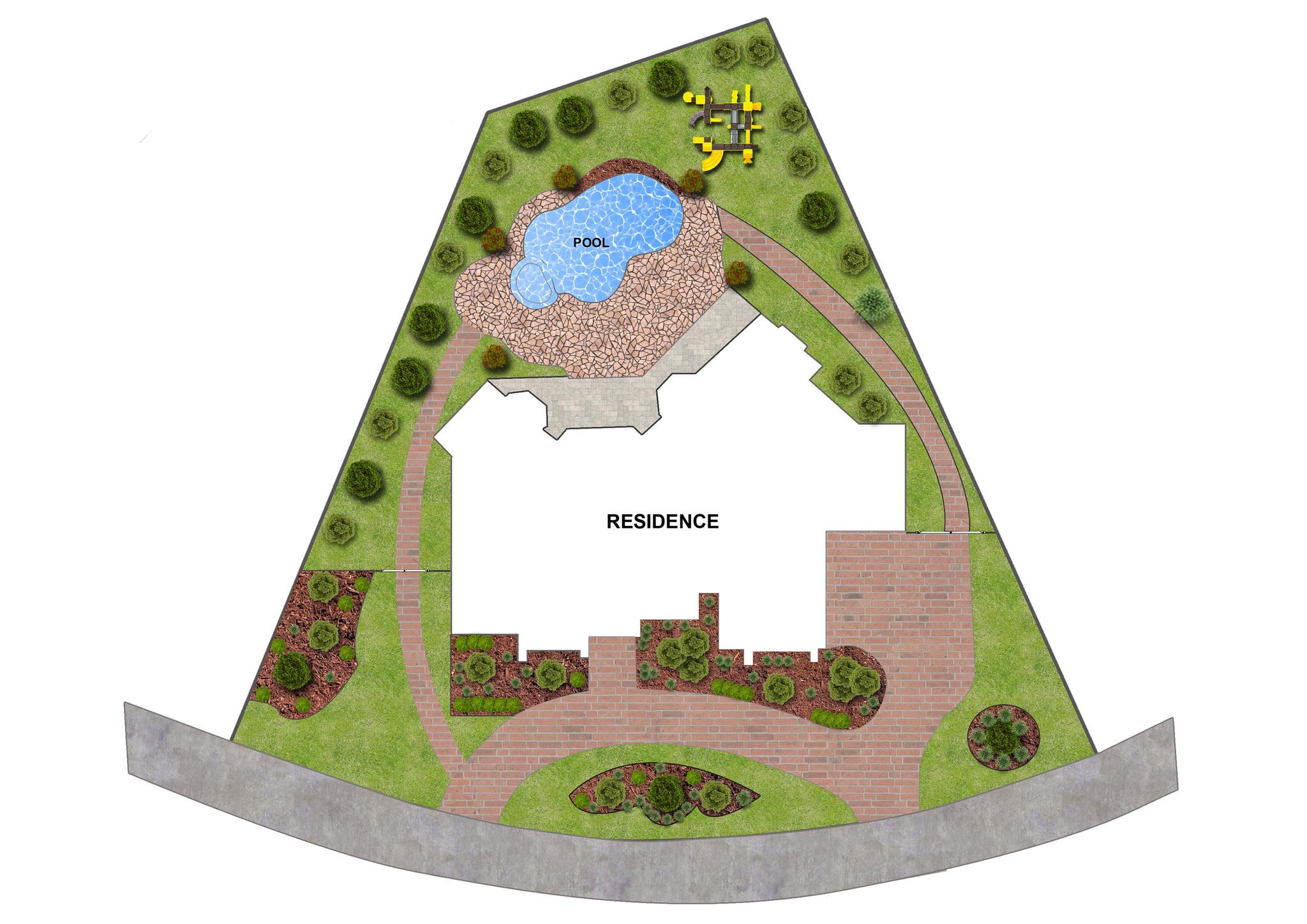 Site - Plan Overlay